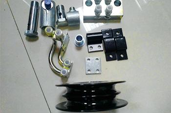 如何安装叉车油泵电机?
